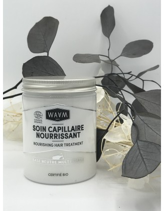 Base soin capillaire nourrissant-300ml-Waam-