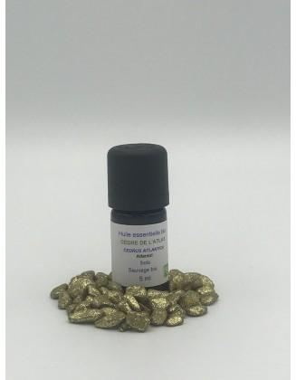 Huile essentielle Cèdre de l Atlas sauvage ( bois) bio - 5 ml - Essenciagua