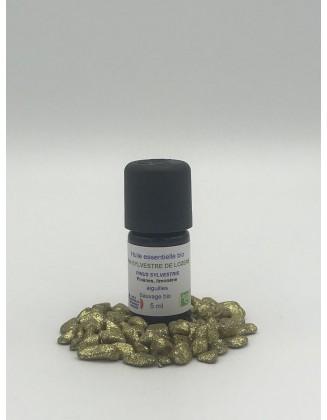 Huile essentielle Pin Sylvestre de Lozère bio - 5 ml - Essenciagua