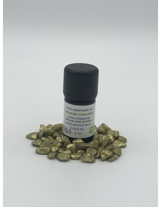 Huile essentielle Verveine Citronnée bio - 2 ml - Essenciagua