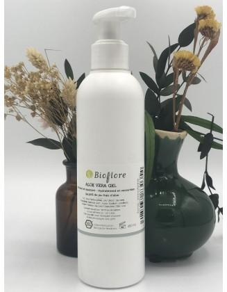 Gel d Aloe Vera pur bio - 250 ml - Bioflore