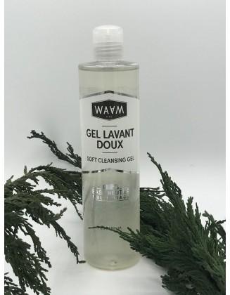 Gel lavant doux - 400ml - Waam
