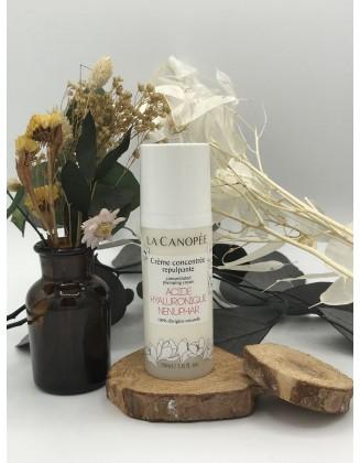 Crème concentrée repulpante - La Canopée
