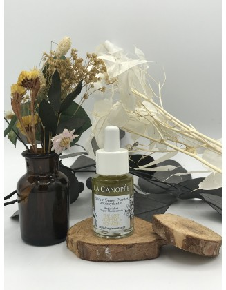 Sérum Super Plantes antioxydantes - La Canopée