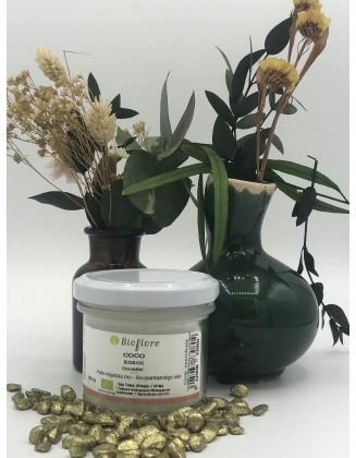 Huile végétale de Coco vierge bio - 100 ml - Bioflore