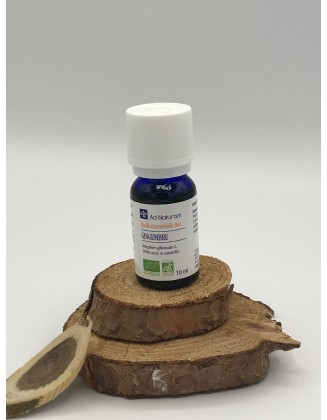 Huile essentielle Géranium Bourbon bio - 10 ml - Ad Naturam