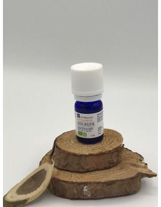 Huile essentielle Santal Spicatum bio - 2 ml - Ad Naturam