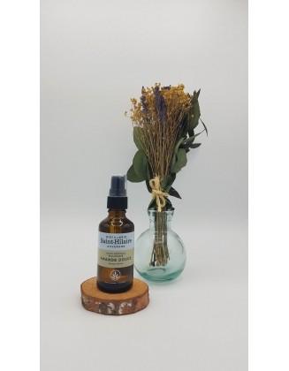 Huile végétale Amande Douce bio - 50 ml - De Saint Hilaire