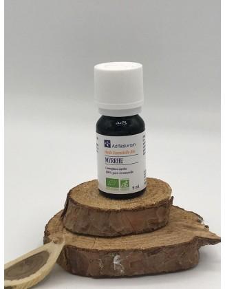 Huile essentielle Myrrhe bio - 5 ml - Ad Naturam