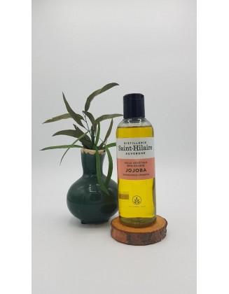 Huile végétale Jojoba bio - 200 ml - De Saint Hilaire