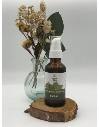 Huile végétale Baobab bio - 50 ml - De Saint Hilaire