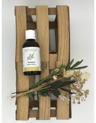 Rhodiole - Sedum Roseum - bio - 50 ml - Herbiolys