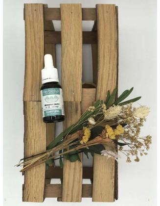 Mimulus - Mimulus Jaune -Elixir Floral bio - 15 ml - Herbiolys