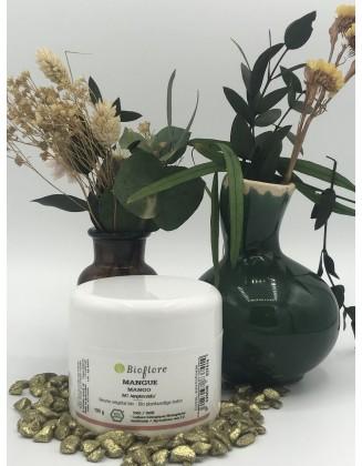 Beurre végétal de Mangue raffiné bio - 100 g - Bioflore