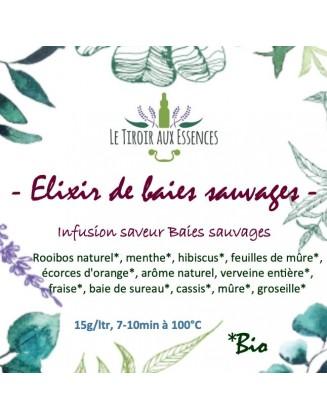 Elixir de Baies Sauvages - 100 g