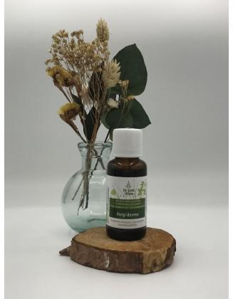 Help Dermo - Complexe de bourgeons bio - 30 ml - De Saint Hilaire