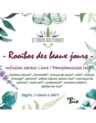 Rooïbos des Beaux Jours - 100 g