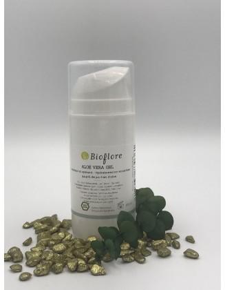 Gel d Aloe Vera pur bio - 100 ml - Bioflore