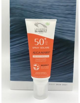 Spray solaire SPF50+ - 100ml - Alga Maris