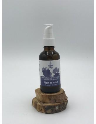 Huile végétale Pépin de Raisin bio - 50 ml - De Saint Hilaire