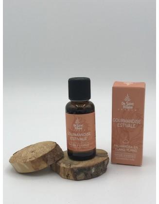 Gourmandise Estivale Synergie bio - 30 ml -De Saint Hilaire