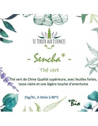 Thé Vert Sencha - 100 g