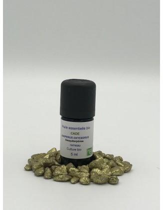 Huile essentielle Cade bio - 5 ml - Essenciagua
