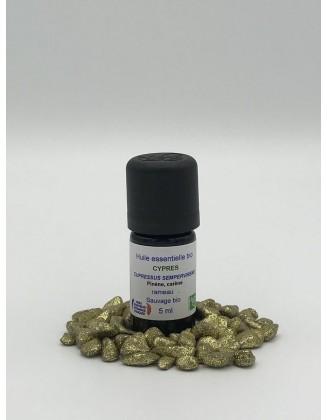 Huile essentielle Cyprès bio - 5 ml - Essenciagua