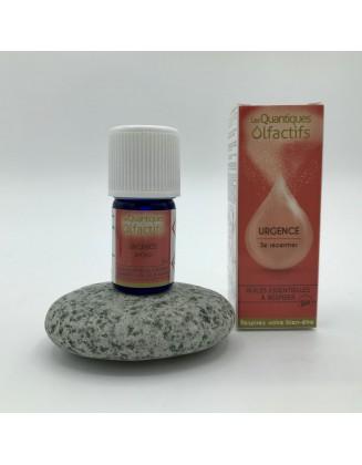 01 Urgence émotionnelle - Elixir essentiel bio 5 ml - Deva