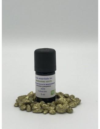 Huile essentielle Mandarine Verte bio - 5 ml - Essenciagua
