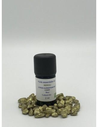 Huile essentielle Néroli bio - 2 ml - Essenciagua