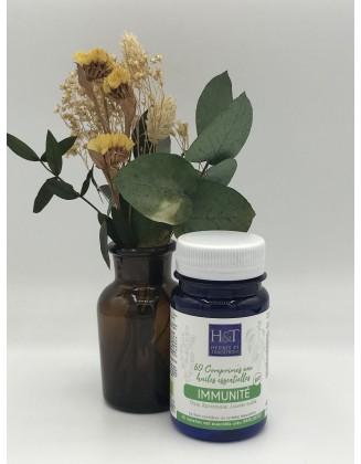 Immunité - 60 comprimés aux huiles essentielles bio- Herbes & Traditions
