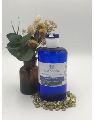 Hydrolat Menthe poivrée bio - 250 ml - Essenciagua