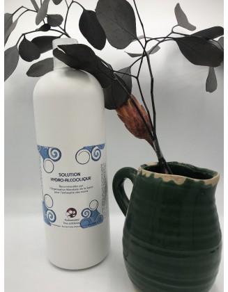 Solution Hydroalcoolique - Flacon 1 litre - Pachamamaï