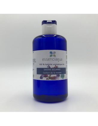 Hydrolat Sauge Sclarée bio - 250 ml - Essenciagua
