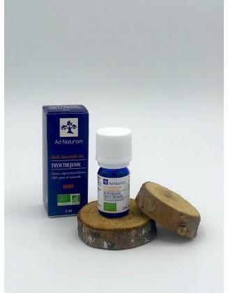 Huile essentielle Thym à Thuyanol bio - 5ml - Ad Naturam
