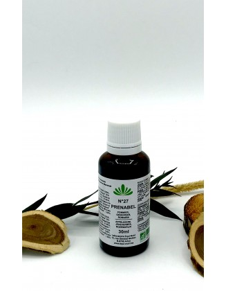 Prenabel n°27 - Complexe de bourgeons Bio - 30 ml - Equi Nutri