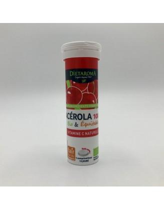 Acérola - 12 Comprimés - Dietaroma -