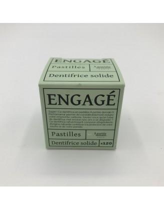 Engagé- Dentifrice Solide - 120 Pastilles  - Pachamamaï