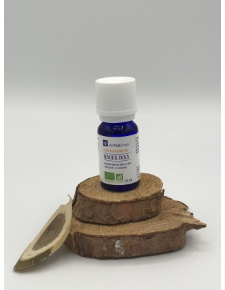 Huile essentielle Fenouil Doux bio - 10 ml - Ad Naturam