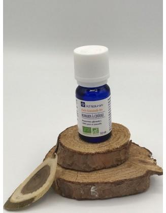 Huile essentielle Romarin  à Cinéole bio - 10 ml - Ad Naturam
