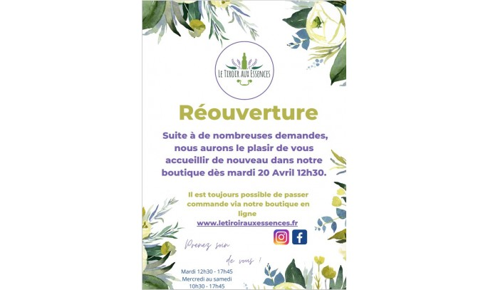 « On se retrouve… »